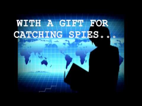 J.J. McCall FBI Espionage Series Book Trailer (HD)