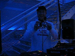 supperclub SF DJ Zoe Noa