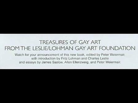 Treasures of Gay Art at Leslie Lohman Gay Art Foundation-New York