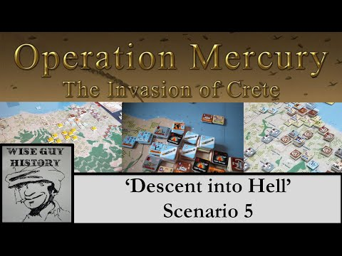 'Descent into Hell' - Scenario 5 from Operation Mercury [GTS, MMP, 2017]