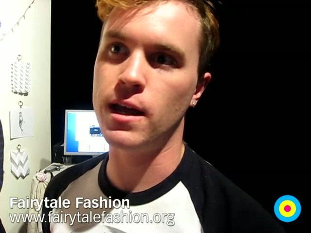 Fairytale Fashion: Part 3: Public Collaboration + Feedback (Matthew Borgatti) / Eyebeam Open Studio…