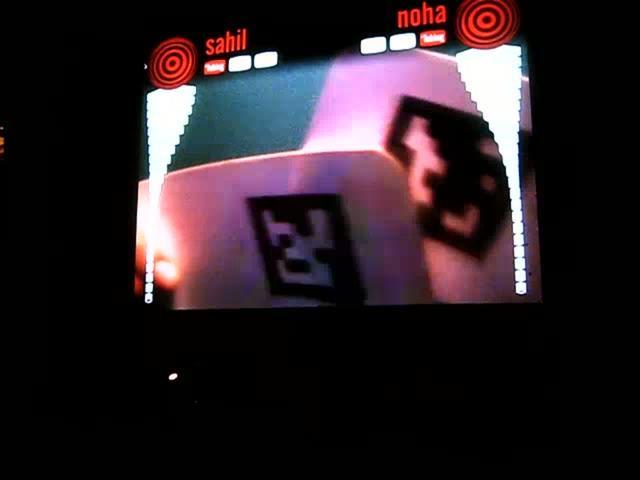 Collaborative Interactive Video Remix / Eyebeam Open Studios: Fall 2009 / SML
