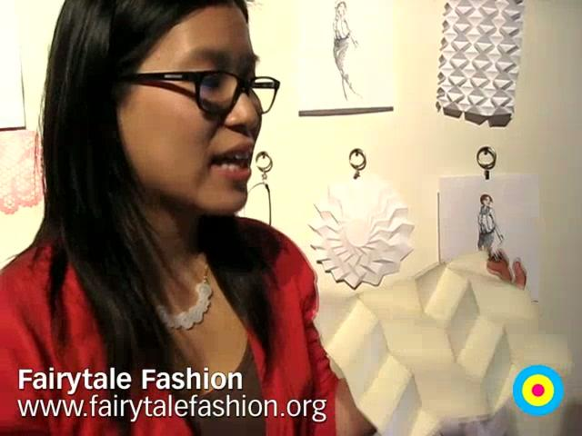 Fairytale Fashion: Part 2: Projects (Diana Eng) / Eyebeam Open Studios 2009