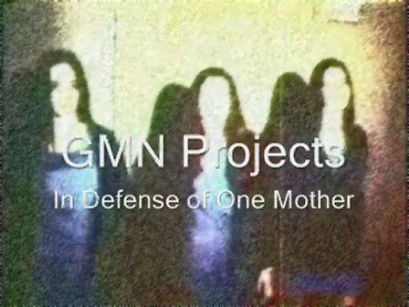 GMN Presents In Defense of One Mother master