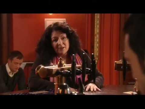 "Janey Godley in BBC ""River City"""