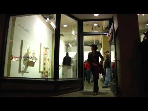 La Familia Gallery Seattle march opening