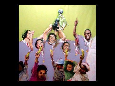 """MARTINHO DIAS """"Applause"""" paintings"""