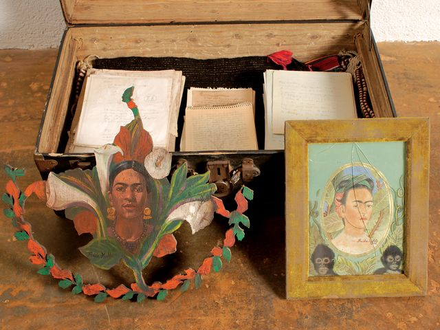 Who has more to lose? Finding Frida Khalo