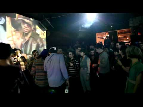 Das Racist - Rapping 2 U Live @ Aakash Nihalani OVERLAP Afterparty