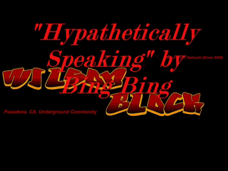 Hypathetically Speaking by Bing Bing