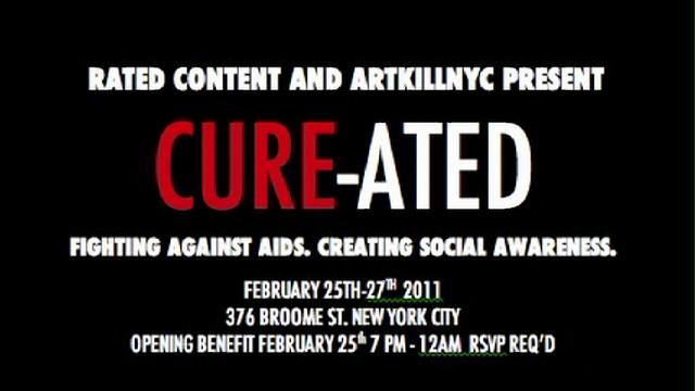 CURE-ATED: Fighting against aids. Creating social awareness