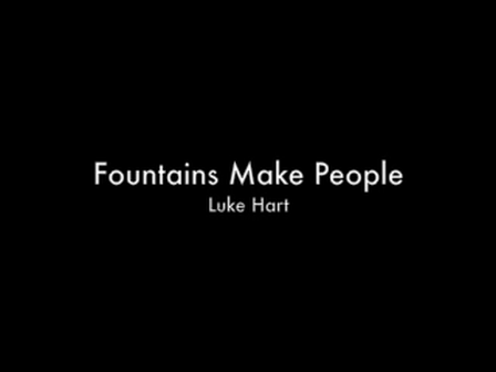 Fountains Make People