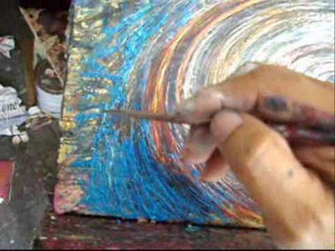 A shade on my right eye -by Miguel Conesa Osuna Jan_ enero 2010.wmv