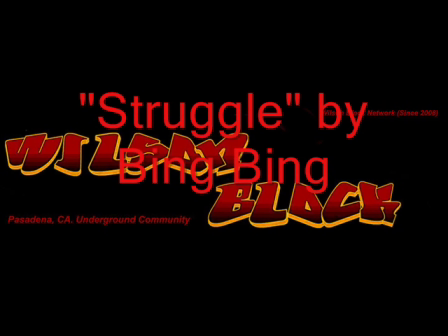 """Struggle"" by Bing Bing"