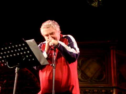 Daniel Johnston - Don't Let the Sun Go Down on Your Grievances (live at Union Chapel_2/11/09)