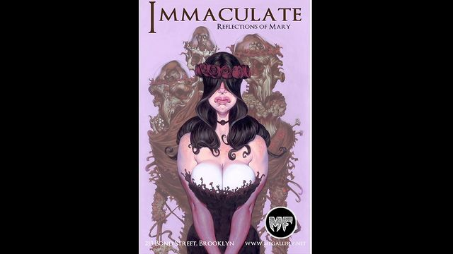 """""""IMMACULATE- REFLECTIONS OF MARY"""""""
