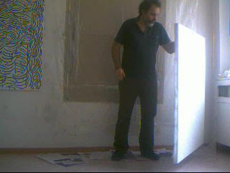 about light, art and osvaldo cibils