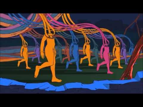 Trippy Animation courtesy of Anthony Francisco Schepperd