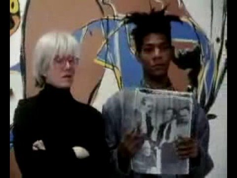 Interview with Andy Warhol and Jean Michel Basquiat