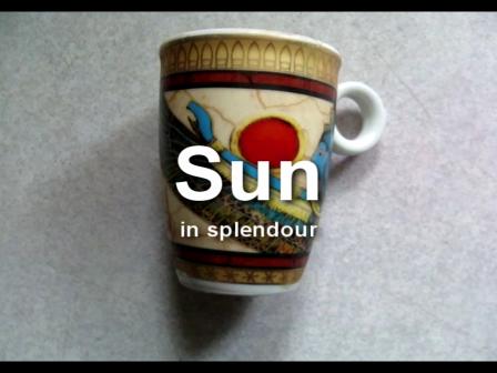 Sun in splendour