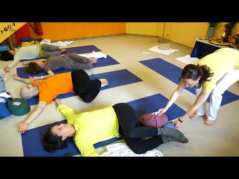 Yoga for your Back - Yoga Class with Kaivalya