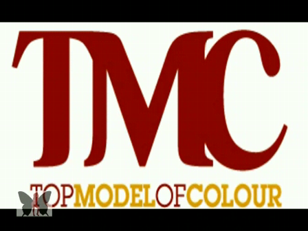 Top Model of Colour heat 25 July 2009