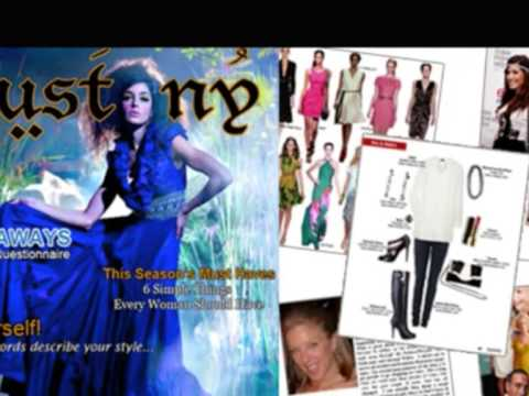 Fustany.com a website covering everything fashionable