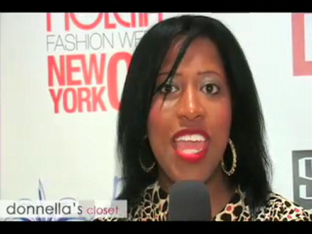 Donnella's Closet tips for designers