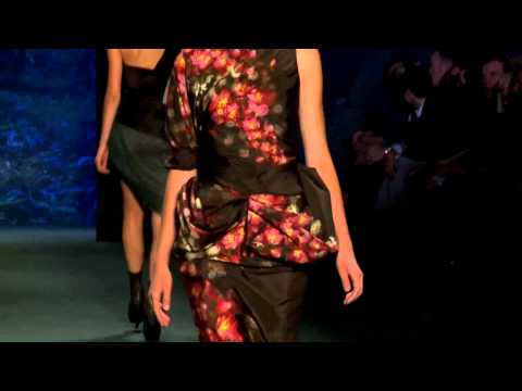 Vera Wang - Spring Summer 2011 Preview - NYFW