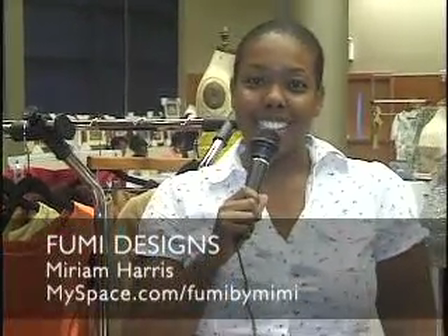 FUMI Designs interviews with Urban Fashion Network