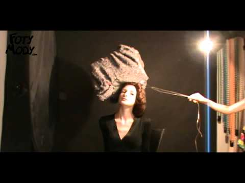 "FotyMody#6, editorial ""Studio Amazonka"", backstage video.avi"