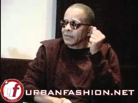 Conversations with Stephen Burrows on Urban Fashion Network