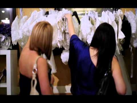 2011 Enzoani Fashion Event Video Part 1