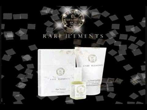 Natural Eco-Luxury - Rare Elements Hair Care