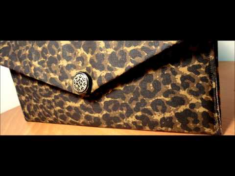 In Stock: Leopard Wallet