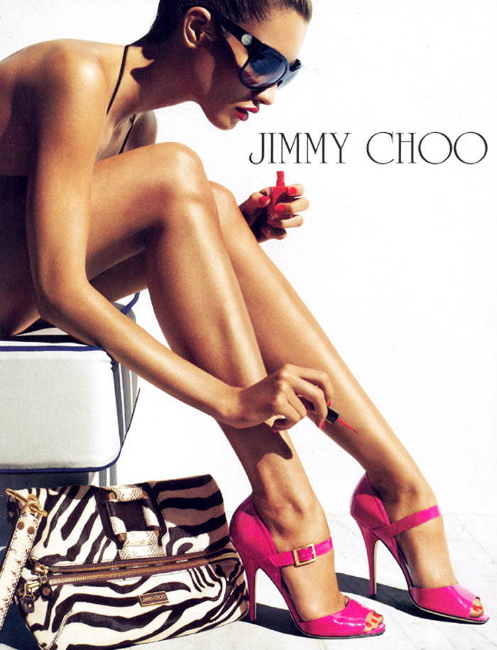 Jimmy Choo Fashion Rewind