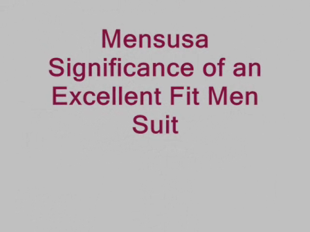 Mensusa Significance of an Excellent Fit Men Suit