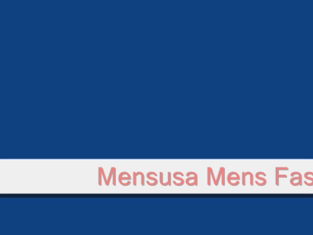 Mensusa Mens Fashion Hats