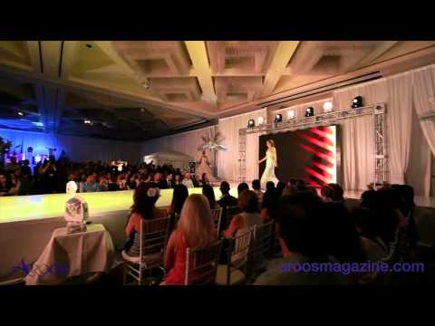 What A Betty couture hair designs Wedding Show 2014 runway event