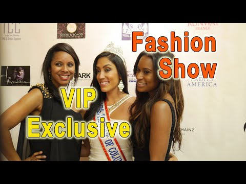 VIP Exclusive Fashion and Mid Atlantic Lambos Fashion Show