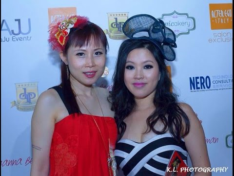 La Mode by GV Miao's Debut New York Asian Fashion Week Extravaganza - fashion show (Sept 18, 2014)