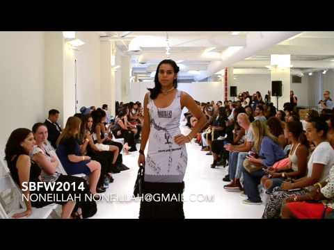 SMALL BOUTIQUE FASHION WEEK PRESENTS Noneillah SS15