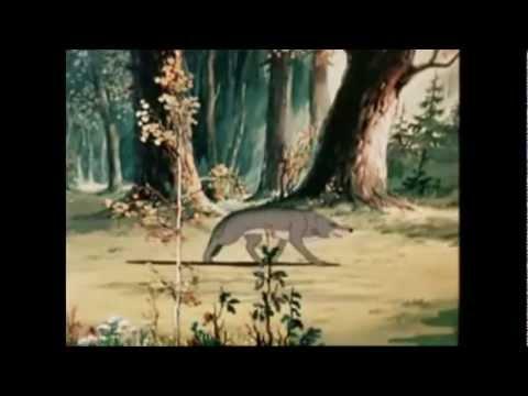Лесной олень.