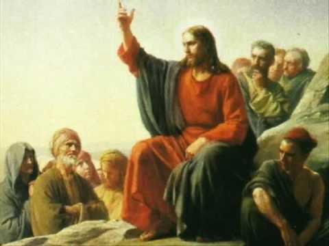 """""""O Homem"""" Jesus Cristo"""