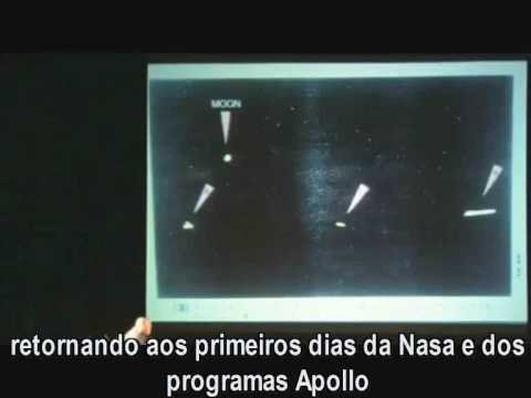 Bob Dean e Henry Deacon 4: Disclosure Project em Barcelona - A verdade sobre a Lua