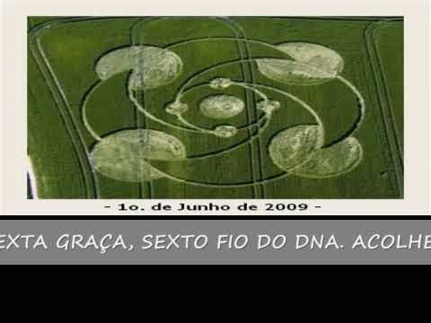 Arcanjo Miguel - Crop Circles - As Núpcias Celestes