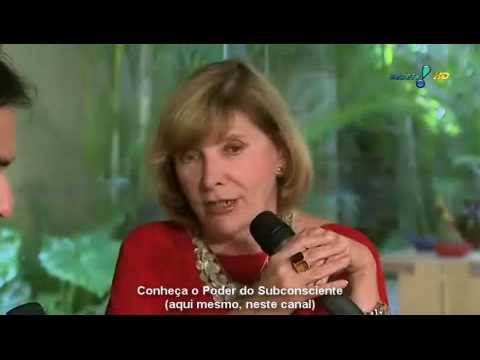 2ª parte: 2012: Amaury Jr entrevista Anna Sharp e Oscar Quiroga - 4ª Dimensão - 2