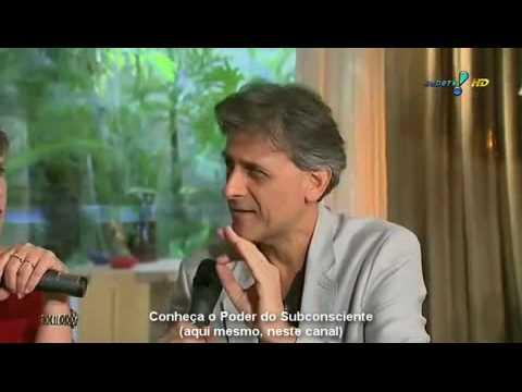 3ª parte: 2012: Amaury Jr entrevista Anna Sharp e Oscar Quiroga - 4ª Dimensão - 3
