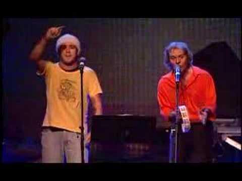 Beto Guedes & Jota Quest - O Sal da Terra (Ao Vivo)
