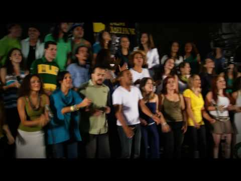 Um Mundo Bem Melhor (We are the World Brasil) - Oficial HD